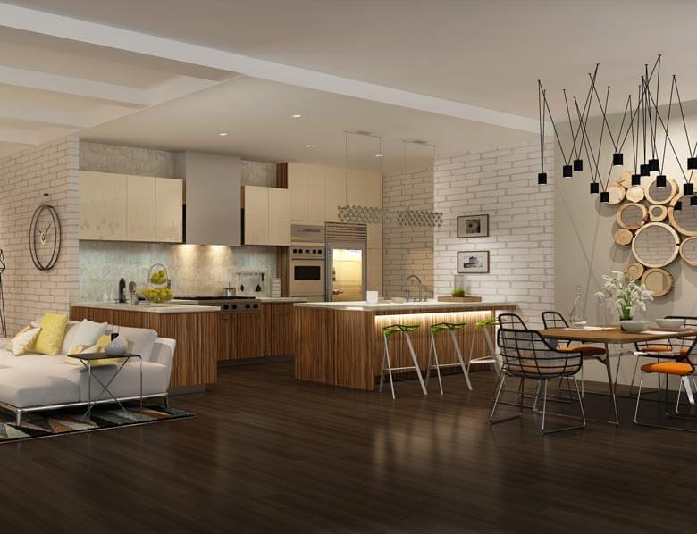 agencement cuisine petite bourgogne designer d 39 int rieur montr al. Black Bedroom Furniture Sets. Home Design Ideas