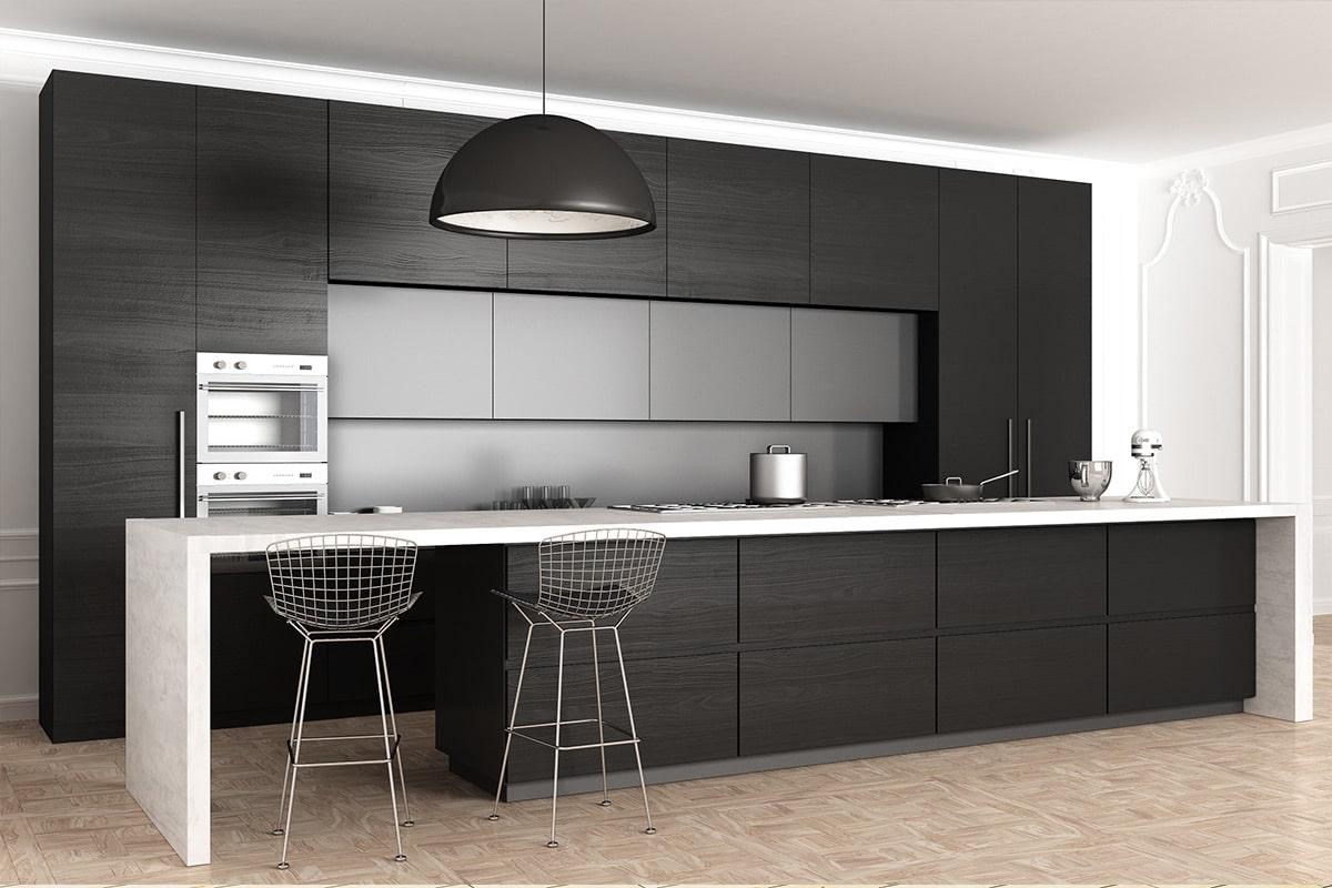 cuisine-noir-et-blanc