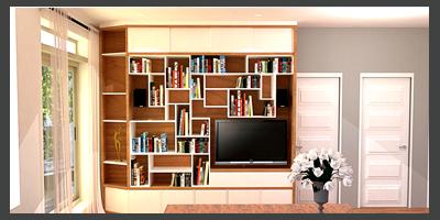 Bibliothèque-sur-mesure