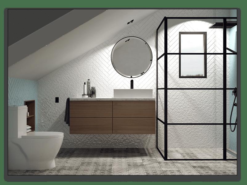 projet-renovation-salle-de-bains-comble-suite-parentale-rosemont